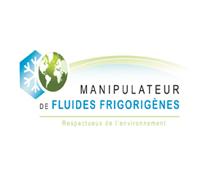 certification manipulateur de fluide frigorigène